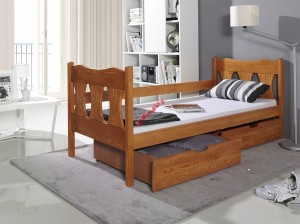 Bett aus Massivholz VERONIKA
